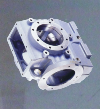 Product from machining-center